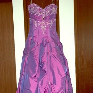 Tiffany Designs Prom Dress